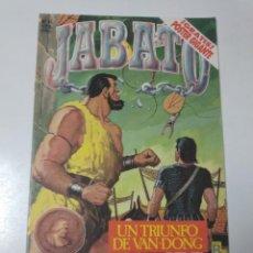 Tebeos: EL JABATO NÚMERO 41 EDICIÓN HISTÓRICA 1988 PRIMERA EDICIÓN. Lote 191833265