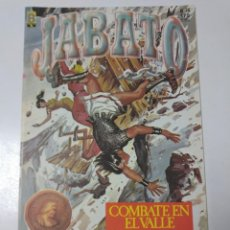 Tebeos: EL JABATO NÚMERO 49 EDICIÓN HISTÓRICA 1988 PRIMERA EDICIÓN. Lote 191835227