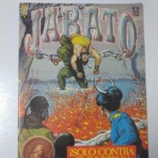 Tebeos: EL JABATO NÚMERO 54 EDICIÓN HISTÓRICA 1988 PRIMERA EDICIÓN. Lote 191837148