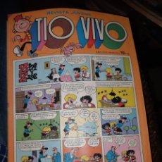 Tebeos: TEBEOS COMICS CANDY - TIO VIVO 693 - BRUGUERA - AA97. Lote 191845665