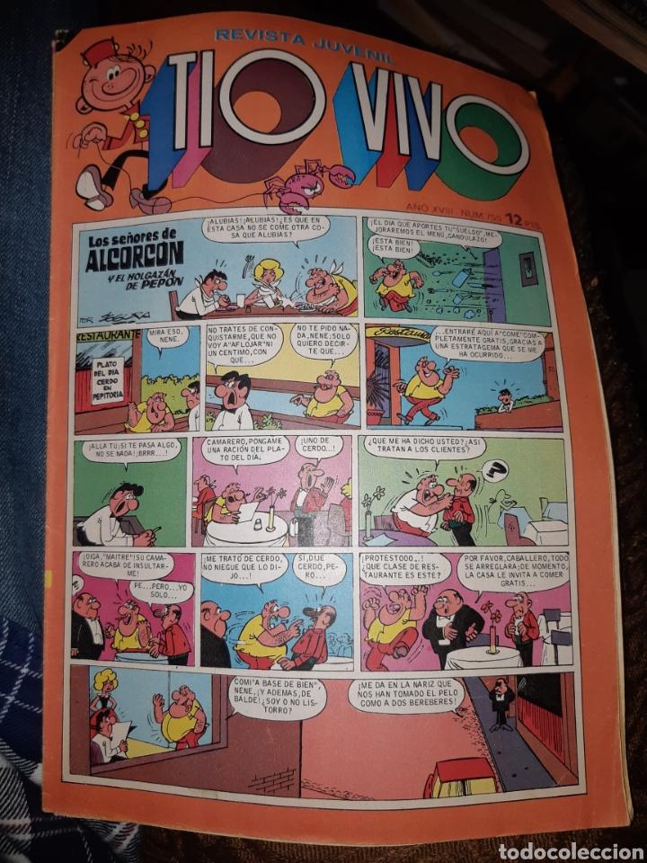 TEBEOS COMICS CANDY - TIO VIVO 755 - BRUGUERA - AA97 (Tebeos y Comics - Bruguera - Tio Vivo)
