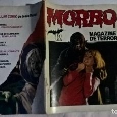 Giornalini: COMIC: MORBO Nº 12. Lote 191903300