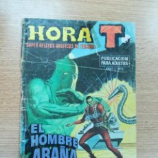 Tebeos: HORA T #5. Lote 191928978