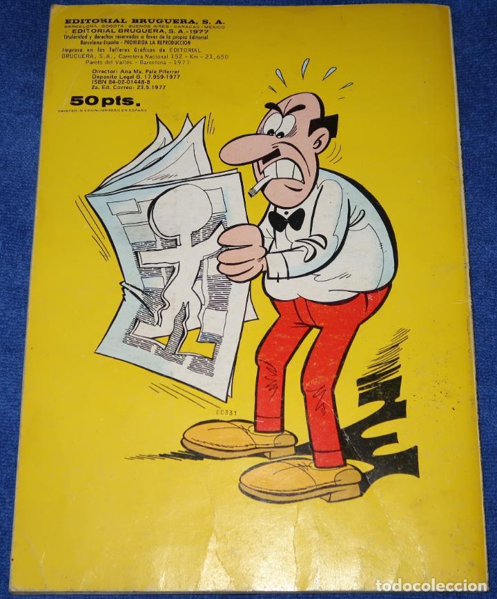 Tebeos: La familia Cebolleta - Numerado en lomo nº 4 - ¡Problemas por doquier! Ole (1977) - Foto 4 - 191937266