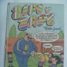 Tebeos: ZIPI Y ZAPE , Nº 492 . DE BRUGUERA, 1981. Lote 191953697