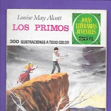 Tebeos: JOYAS LITERARIAS JUVENILES NUMERO 168 LOS PRIMOS. Lote 192049005
