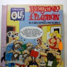 Tebeos: MORTADELO Y FILEMON / EN EL CRECEPELO INFALIBLE. Lote 192364497