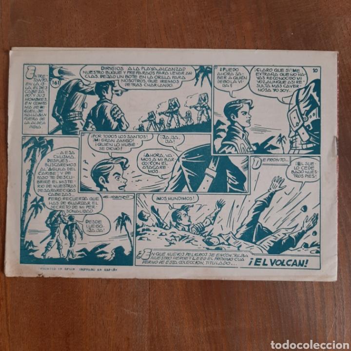 Tebeos: El Cachorro / El Hombre sin Cabeza / Num. 9 / Bruguera año 1953 - Foto 2 - 192493532