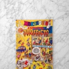 Tebeos: MORTADELO ESPECIAL - Nº 9 - TORREFACTO - ED. BRUGUERA - 1976 (SECCION R + MR. MAGELLAN). Lote 192551702