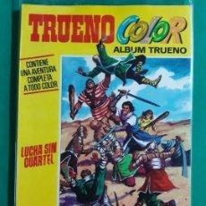 Tebeos: TRUENO COLOR EXTRA Nº 5 ALBUM AMARILLO 1ª ÉPOCA EXCELENTE ESTADO. Lote 192629918