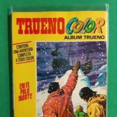 Tebeos: TRUENO COLOR EXTRA Nº 6 ALBUM AMARILLO 1ª ÉPOCA EXCELENTE ESTADO. Lote 192630360