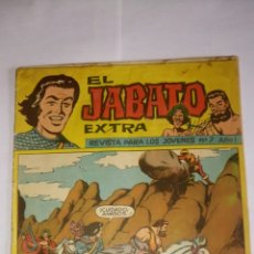 Tebeos: EL JABATO EXTRA, 7, ¡LA FURIA DE LOS BÁRBAROS!. Lote 192630517