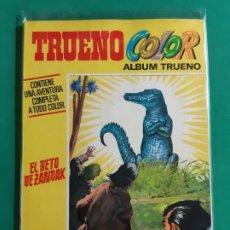 Tebeos: TRUENO COLOR EXTRA Nº 7 ALBUM AMARILLO 1ª ÉPOCA EXCELENTE ESTADO. Lote 192632577