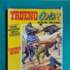 Tebeos: TRUENO COLOR EXTRA Nº 11 ALBUM AMARILLO 1ª ÉPOCA EXCELENTE ESTADO. Lote 192662692