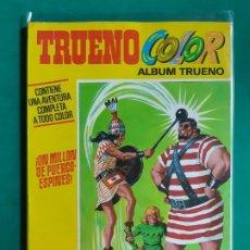 Tebeos: TRUENO COLOR EXTRA Nº 12 ALBUM AMARILLO 1ª ÉPOCA EXCELENTE ESTADO. Lote 192662791
