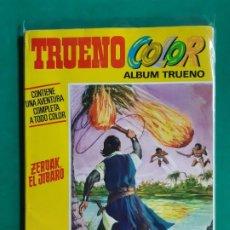 Tebeos: TRUENO COLOR EXTRA Nº 13 ALBUM AMARILLO 1ª ÉPOCA EXCELENTE ESTADO. Lote 192662861