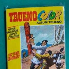 Tebeos: TRUENO COLOR EXTRA Nº 14 ALBUM AMARILLO 1ª ÉPOCA EXCELENTE ESTADO. Lote 192662981