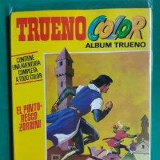 Tebeos: TRUENO COLOR EXTRA Nº 16 ALBUM AMARILLO 1ª ÉPOCA EXCELENTE ESTADO. Lote 192663165