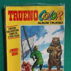 Tebeos: TRUENO COLOR EXTRA Nº 17 ALBUM AMARILLO 1ª ÉPOCA EXCELENTE ESTADO. Lote 192663208