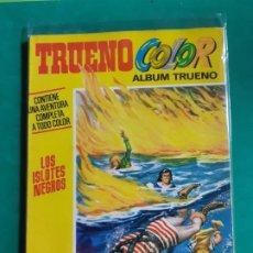 Tebeos: TRUENO COLOR EXTRA Nº 19 ALBUM AMARILLO 1ª- ÉPOCA EXCELENTE ESTADO. Lote 192663296