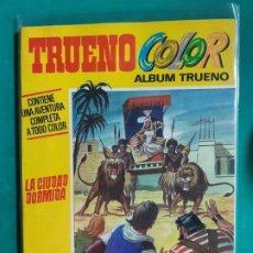 Tebeos: TRUENO COLOR EXTRA Nº 22 ALBUM AMARILLO 1ª ÉPOCA EXCELENTE ESTADO. Lote 192663641
