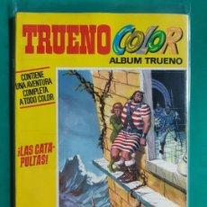 Tebeos: TRUENO COLOR EXTRA Nº 23 ALBUM AMARILLO 1ª ÉPOCA EXCELENTE ESTADO. Lote 192663703