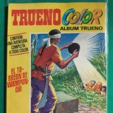 Tebeos: TRUENO COLOR EXTRA Nº 25 ALBUM AMARILLO 1ª ÉPOCA EXCELENTE ESTADO. Lote 192663961