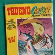 Tebeos: TRUENO COLOR EXTRA Nº 26 ALBUM AMARILLO 1ª ÉPOCA EXCELENTE ESTADO. Lote 192664412
