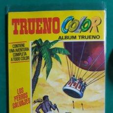 Tebeos: TRUENO COLOR EXTRA Nº 31 ALBUM AMARILLO 1ª ÉPOCA EXCELENTE ESTADO. Lote 192665083