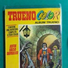 Tebeos: TRUENO COLOR EXTRA Nº 33 ALBUM AMARILLO 1ª ÉPOCA EXCELENTE ESTADO. Lote 192665433