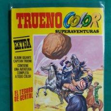 Tebeos: TRUENO COLOR EXTRA Nº 56 ÁLBUM AMARILLO 1ª ÉPOCA EXCELENTE ESTADO. Lote 192700452