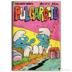 Tebeos: PULGARCITO Nº 44. Lote 192757442