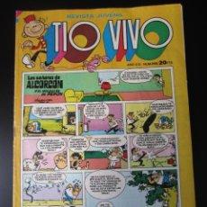 Tebeos: TIO VIVO (1961, BRUGUERA) 895 · 1-V-1978 · TIO VIVO. Lote 192762236