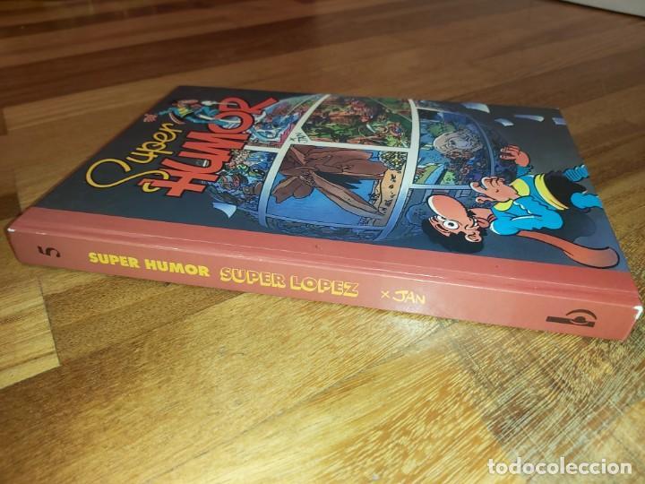 Tebeos: SUPER HUMOR SUPER LOPEZ 5 SUPERLOPEZ 2ª EDICIÓN 2003 - Foto 2 - 192842056