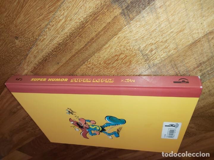Tebeos: SUPER HUMOR SUPER LOPEZ 5 SUPERLOPEZ 2ª EDICIÓN 2003 - Foto 5 - 192842056