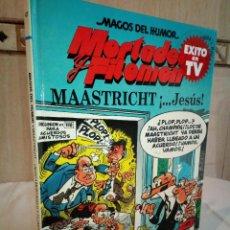 Tebeos: 55-MORTADELO Y FILEMON, MAGOS DEL HUMOR, MAASTRICHT...JESUS!!!, BSA 1993. Lote 192934127