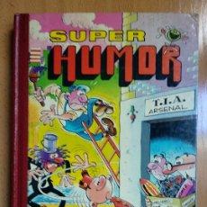 Tebeos: SUPER HUMOR XXIII - 1ª EDICIÓN 1982 EDITORIAL BRUGUERA. Lote 192965870