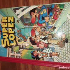 Tebeos: SUPER HUMOR Nº 1 SUPERLOPEZ SUPER LOPEZ. JAN. PRIMERA ED. 1982.. Lote 193179433