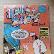 Tebeos: ZIPI Y ZAPE. AÑO V. Nº 219. REVISTA JUVENIL. BRUGUERA. 1976. Lote 193248960