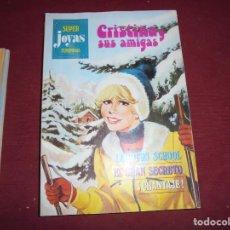 Tebeos: MAGNIFICOS 9 NUMEROS ANTIGUOS DE SUPER JOYAS FEMENINAS. Lote 193279090