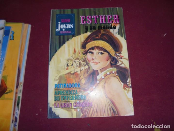 Tebeos: magnificos 9 numeros antiguos de super joyas femeninas - Foto 4 - 193279090