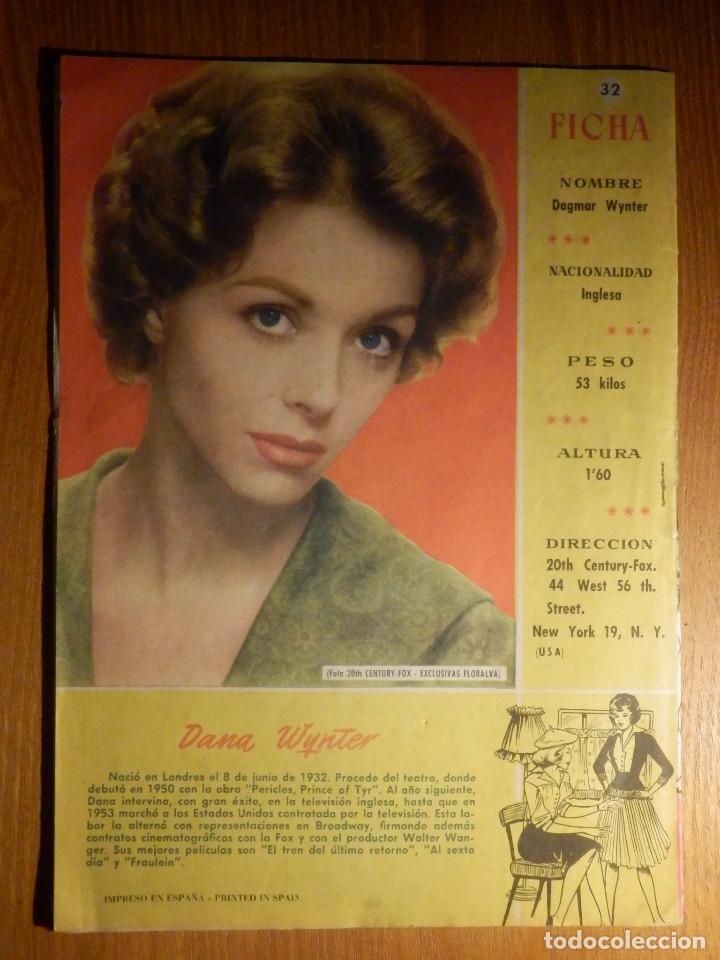 Tebeos: TEBEO - COMIC - Sissi - Cuentos para niñas - Dana Wynter - Nº 32 - EDICIONES Brugera - Foto 2 - 193300970