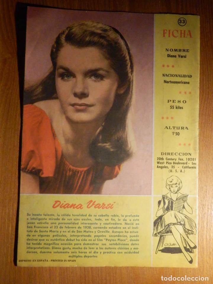 Tebeos: TEBEO - COMIC - Sissi - Cuentos para niñas - Diana Varsi - Nº 33 - EDICIONES Brugera - Foto 2 - 193301911