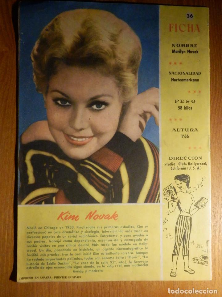 Tebeos: TEBEO - COMIC - Sissi - Cuentos para niñas - Kim Novak - Nº 36 - EDICIONES Brugera - Foto 2 - 193302227