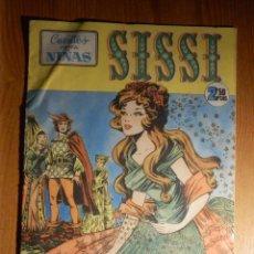 Tebeos: TEBEO - COMIC - SISSI - CUENTOS PARA NIÑAS - CONCHITA BAUTISTA - Nº 35 - EDICIONES BRUGERA. Lote 193302620