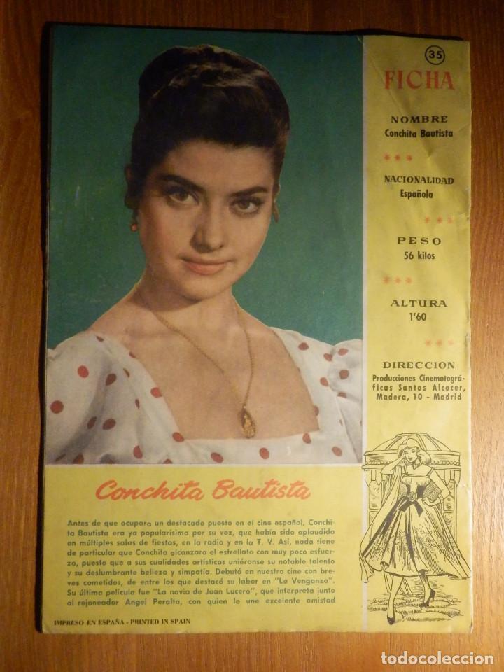 Tebeos: TEBEO - COMIC - Sissi - Cuentos para niñas - Conchita Bautista - Nº 35 - EDICIONES Brugera - Foto 2 - 193302620