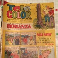 Giornalini: TELE COLOR BONANZA 167. Lote 193343945