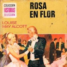 Tebeos: ROSA EN FLOR, COLECCIÓN MUJERCITAS Nº 7, DIBUJOS FRANCISCO BLANES ARACIL, AÑO 1976, 255 PAG. Lote 193619806