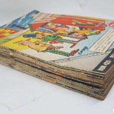 Tebeos: EXCELENTE LOTE 23 TEBEOS EL DDT 1959 DESDE EL NUMERO 420. Lote 193619838