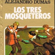Tebeos: LOS TRES MOSQUETEROS, COLECCIÓN CLASICOS JUVENILES Nº 6, DIBUJOS: MIGUEL AMBRÓS, AÑO 1984. Lote 193631741